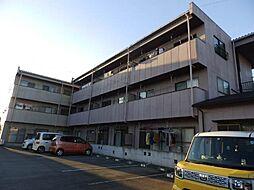 川方マンション[2階]の外観