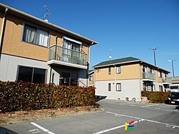 グリーンヒルズ兵庫C棟[1階]の外観