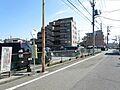 【バス停】東元...