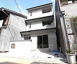 京都府京都市上京区仲之町の賃貸マンションの外観