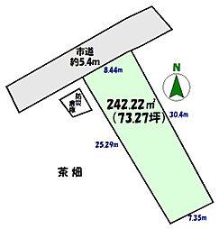 身延線 竪堀駅 徒歩24分