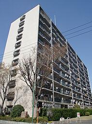 山科南団地G棟[11階]の外観