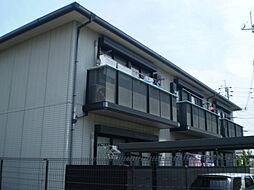大阪府豊中市長興寺南3丁目の賃貸アパートの外観