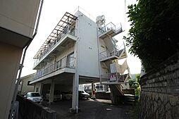 新庄アパート[3階]の外観
