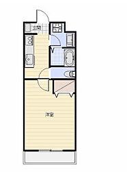 FoeceI[1階]の間取り
