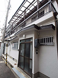 [一戸建] 大阪府堺市東区日置荘西町5丁 の賃貸【/】の外観