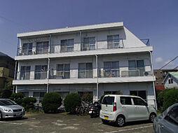 神奈川県横浜市磯子区田中2丁目の賃貸マンションの外観
