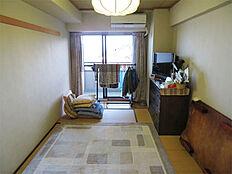 南向きの和室