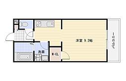 プログレ加美東[1階]の間取り