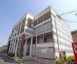 京都府京都市北区紫野西泉堂町の賃貸アパートの外観