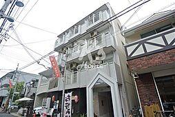兵庫県神戸市須磨区須磨寺町2丁目の賃貸マンションの外観