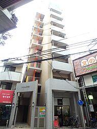 大阪府大阪市阿倍野区昭和町1の賃貸マンションの外観