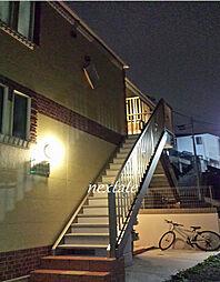 神奈川県横浜市磯子区坂下町の賃貸アパートの外観