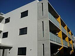 神奈川県川崎市幸区南加瀬2丁目の賃貸マンションの外観