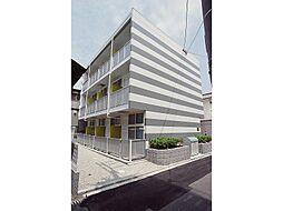 大阪府大阪市東成区東今里1丁目の賃貸マンションの外観
