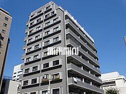 オーシャンハイツ栄[8階]の外観