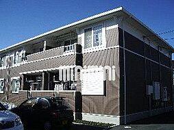 ヴィラシャングリ・ラA[2階]の外観