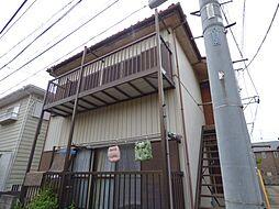 沢田コーポB棟[201号室]の外観
