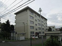 札幌西月寒団地5号棟[402号室]の外観