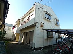 コーポ岡田[2階]の外観
