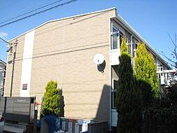 レオパレス琴[1階]の外観