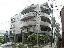 クレッセント上野毛2[4階]の外観