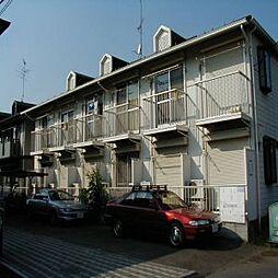 ハイム新町[206号室]の外観