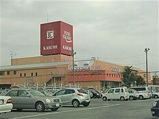 KASUMI(カスミ)フードスクエア阿見店(1386m)