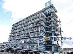 M−3マンション[6階]の外観