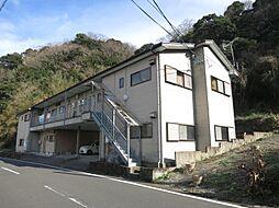 青島ハーバーハイツ[102号室]の外観