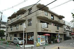 大阪府茨木市東奈良1丁目の賃貸マンションの外観