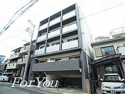 兵庫県神戸市灘区大和町2丁目の賃貸マンションの外観