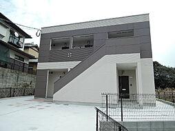 福岡県北九州市小倉南区葛原3丁目の賃貸アパートの外観