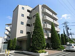 大阪府茨木市蔵垣内2丁目の賃貸マンションの外観