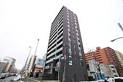 デュオヒルズ札幌Mid[503号室]の外観