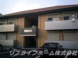 シャーメゾン石井A棟[1階]の外観