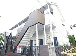 サークルワン[2階]の外観