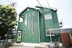 グリーンハイツ光吉[2階]の外観