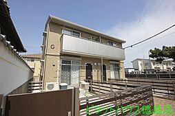 [テラスハウス] 徳島県徳島市東吉野町3丁目 の賃貸【/】の外観
