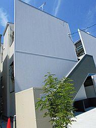 兵庫県尼崎市長洲東通2丁目の賃貸アパートの外観