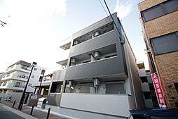 大阪府大阪市城東区諏訪4丁目の賃貸アパートの外観