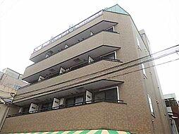 クイーンライフ新今里[2階]の外観
