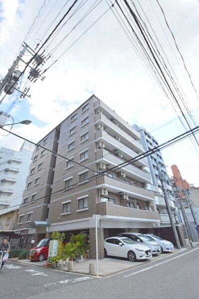 広島県広島市中区舟入町の賃貸マンション