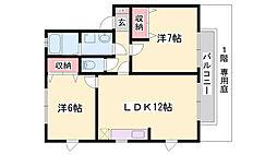 亀山駅 6.4万円