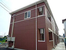 サンハイツ 奈良[202号室]の外観