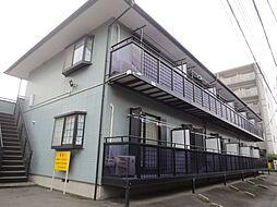 神奈川県厚木市旭町5の賃貸アパートの外観