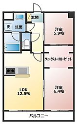 別府駅 6.6万円