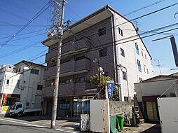 大阪府八尾市八尾木北1丁目の賃貸マンションの外観