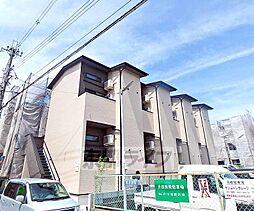 京都府京都市西京区松尾木ノ曽町の賃貸アパートの外観