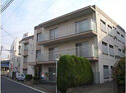 北崎コーポ[1階]の外観